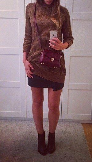 Zara Maglione oversize bronzo-oro