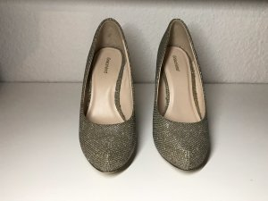 Glitzer Pumps