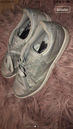 Glitzer Reebok Schuhe