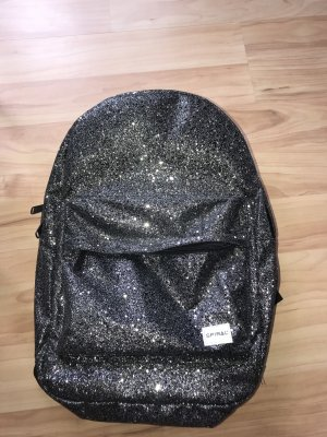 Spiral School Backpack dark grey