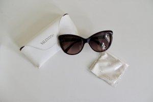 Glitzer schimmernde Valentino Sonnenbrille