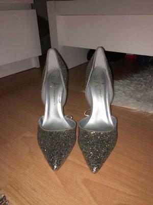 Glitzer Schuhe in Größe 41