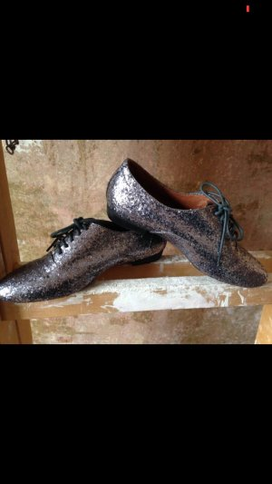 Glitzer Schuhe von Jeffrey Campbell