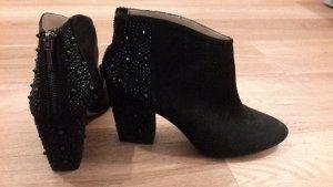Zara Basic Bottines noir