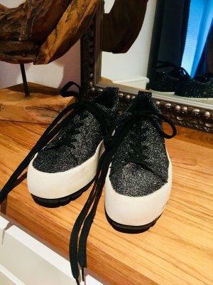 Glitzer Sneaker