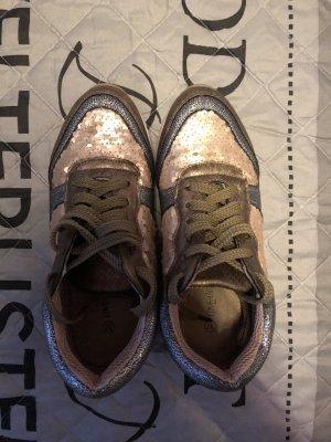 Glitzer Sneaker Größe 37