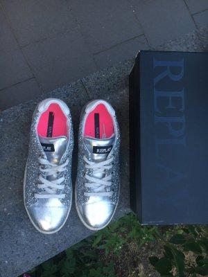 Glitzer Sneakers Replay