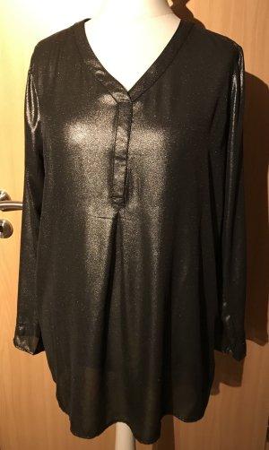 Takko Glanzende blouse veelkleurig