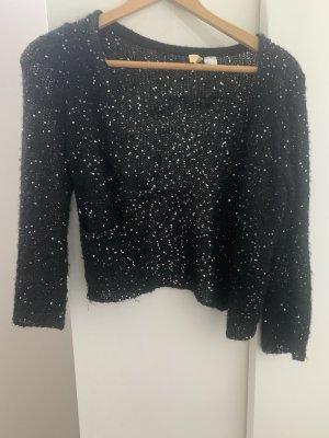 H&M Divided Blouse Jacket black