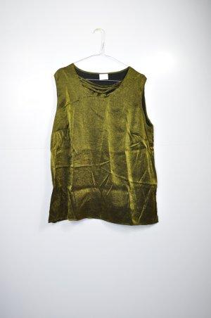 Glitzernde / Glänzende / Schimmernde Silvester Bluse / Top