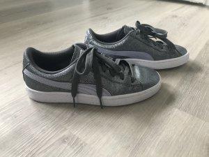 Glitzernde Sneakers von Puma