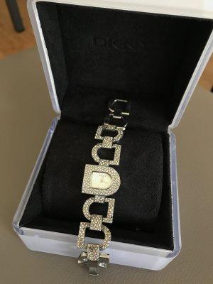 Glitzernde Uhr von DKNY