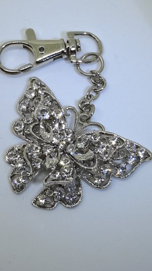 Pendant silver-colored
