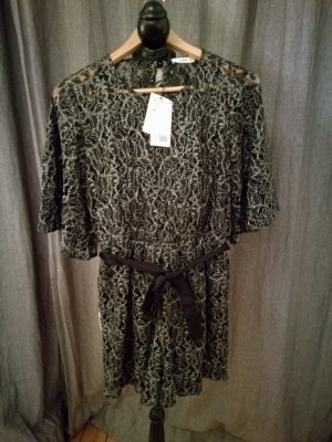 glitzernder Jumpsuit