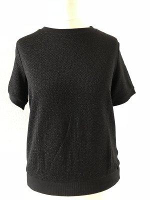 glitzerndes T-Shirt aus lurex