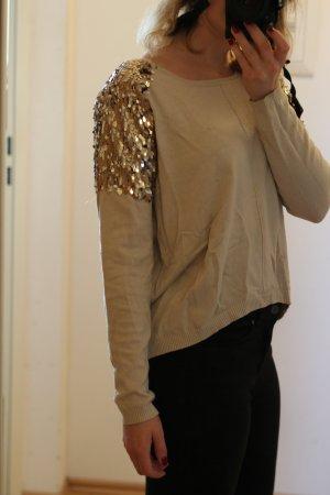 Vero Moda Oversized trui veelkleurig Katoen
