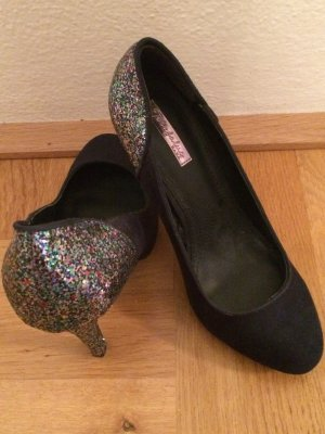 Glitzerpumps TRF by Zara