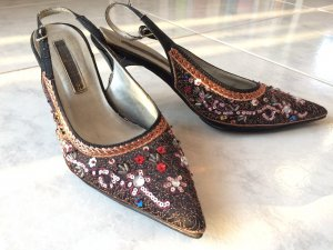 Glitzerpumps von Buffallo