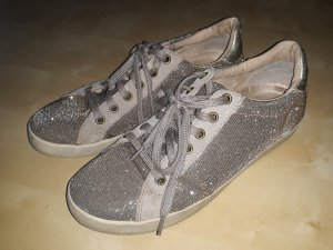 Tamaris Sneakers silver-colored-gold-colored
