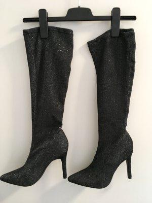 Deichmann High Heel Boots multicolored