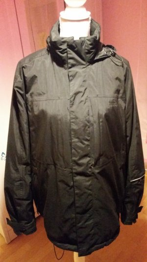 Globe Trotter Outdoor Jacket black