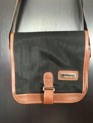 Globe Trotter Crossbody bag brown-black