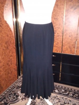 Alba Moda Flared Skirt black polyester
