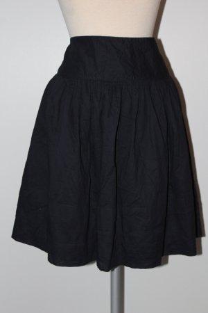 Glockenrock Joules 100 % Baumwolle schwarzblau schwarz rot Gr. UK 14 EUR 42 L XL