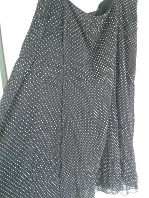 Bonita Jupe évasée noir-blanc polyester