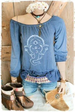 Glücksgott Ganesha Shirt