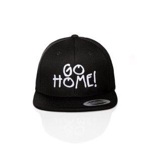 GO HOME Snapback NEU