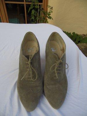 Görtz 17 Ankle Booties Gr. 40 taupe