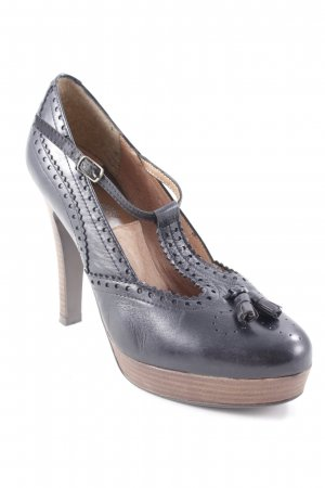 Görtz 17 Mary Jane Pumps schwarz Casual-Look