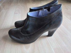 Görtz 17 Stiefeletten braun Echtleder Gr. 36 Ankle Boots Stiefel