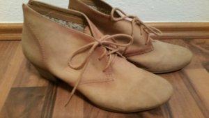 Görtz Ancle Schnür Boots Stiefeletten used Effekt