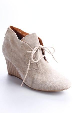 Görtz Ankle Boots sandbraun Casual-Look