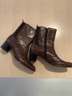 Görtz Shoes Short Boots brown leather