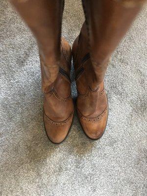 Görtz Shoes Gr.37 Cognacbraun