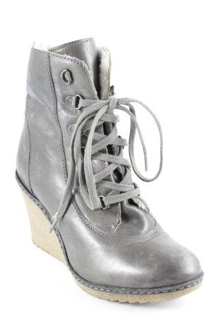 Görtz Shoes Keil-Stiefeletten mehrfarbig