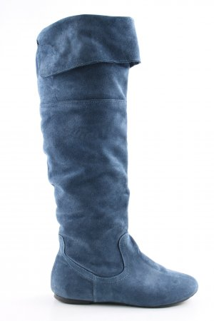 Görtz Shoes Jackboots blue casual look