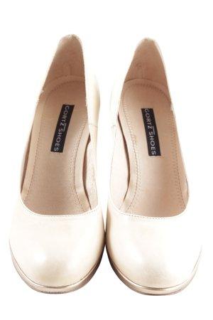Görtz Shoes Trotteur wollweiß Business-Look
