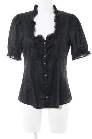 gössl Traditional Blouse black business style