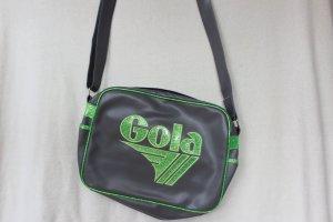 Gola Bag mit glitzerndem Schriftzug