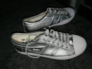 Gola Sneaker in Silber in der Größe 39 - Neu!