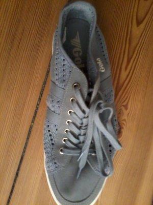 Gola Sneaker Vintage Blau Gr. 40
