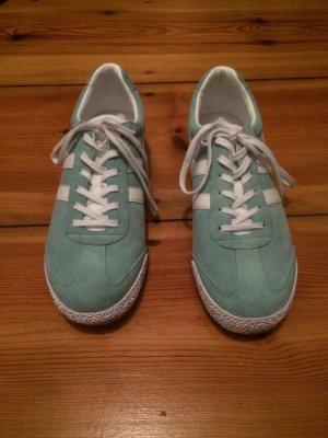 Gola Sneakers, 2 mal getragen, türkis, Gr. 41