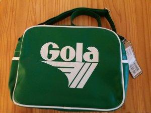 Gola - Tasche - grün/weiß