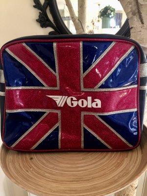 Gola Tasche mit Glitzer Effekt