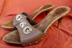 Golce & Gabbana Holz-Pumps