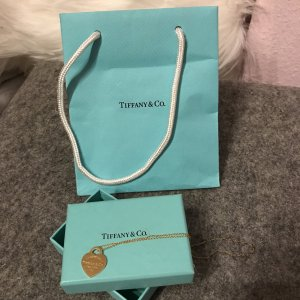 Tiffany&Co Pendant yellow real gold